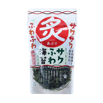 ご家庭で海苔を楽しむ新たなアクセント  「炙りサクふわ海苔」を2021年6月販売開始!